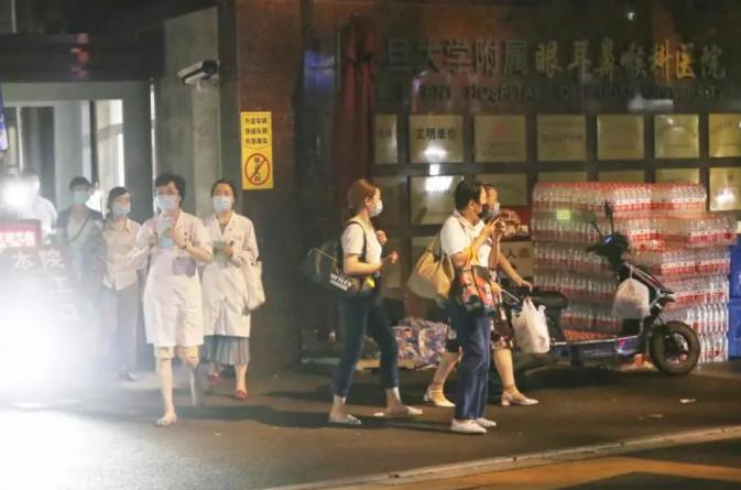 清楚了!上海松江病例曾暴露于污染环境,防护疏忽!五官科医院两院区今天恢复