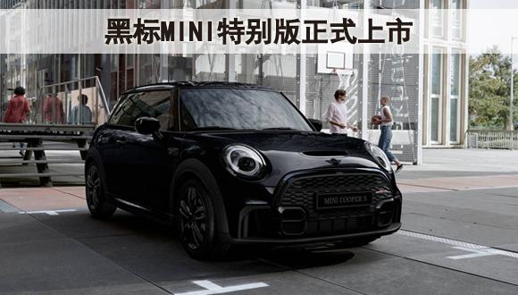黑标MINI特别版正式上市