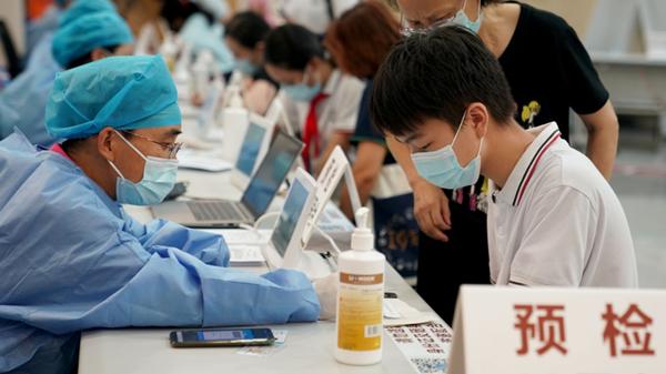 国家卫健委:昨日新增本土确诊病例59例 均在福建