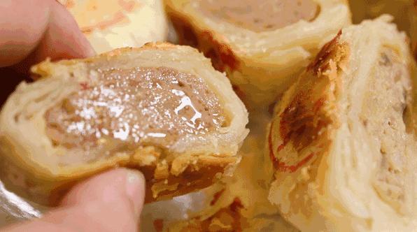 买回家的鲜肉月饼这样做,跟刚出炉的一样好吃!太机智了!