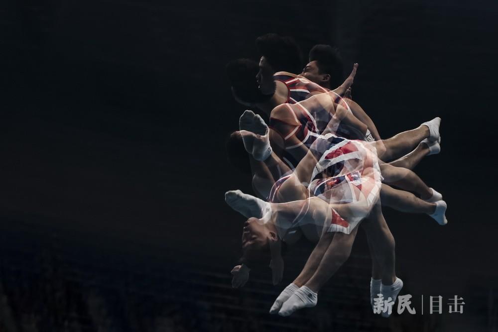 第14届全运会:尽享运动之美