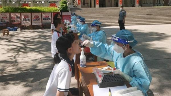 福建泉州新一轮核酸检测应检人员已全部完成 结果均为阴性