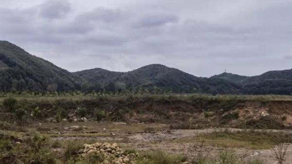 河南南召强降雨已致1死1伤2人失踪