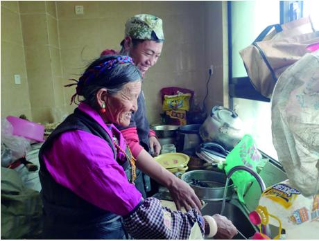 为雪域高原高质量发展助力.上海电信智慧云供水项目终结高原冬季无水可用历史