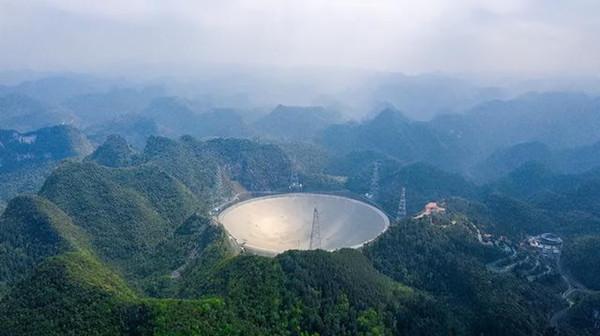 第十八届詹天佑奖发布30项工程获奖,含FAST望远镜工程等