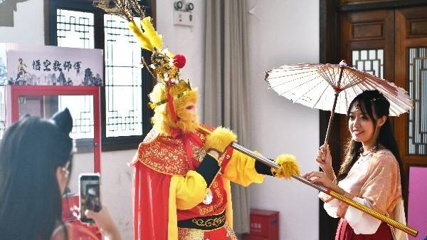"""海上搜园记   张江环东生态园发掘""""隐藏款"""":里面有上海首个海派皮影文化园"""