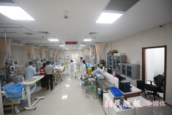 复旦大学附属华山医院急诊医学中心重新亮相并正式投入