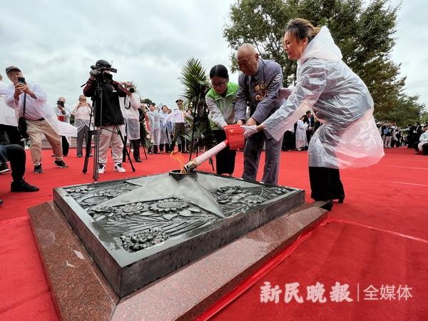 庆祝新四军重建军部八十周年、陈毅军长诞辰一百二十周年纪念活动举行