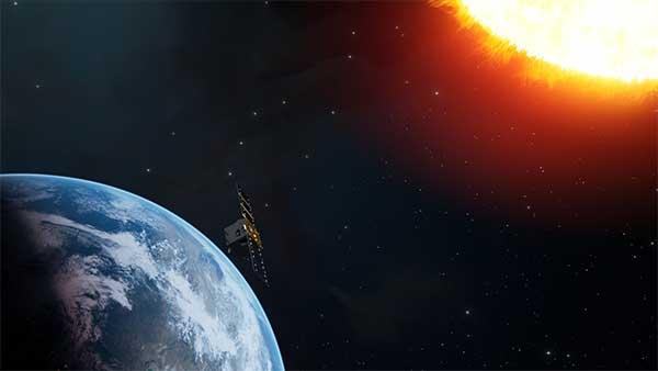 """我国首颗太阳探测科学技术试验卫星 """"羲和号""""成功发射"""