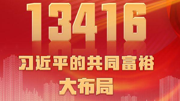 """""""13416"""",习近平的共同富裕大布局"""