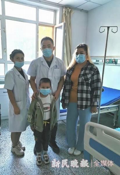 为儿童保驾护航 上海援疆医生成功救治一名患有特殊关节炎儿童