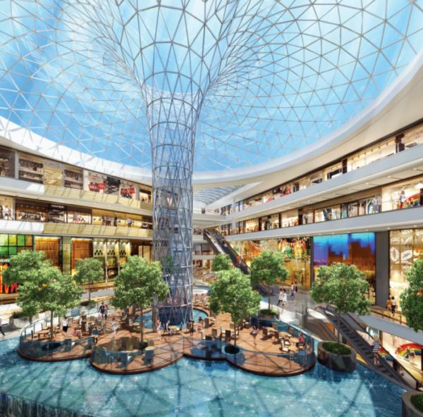 """以""""城市绿洲""""理念打造绿色商务新体验 LuOne凯德晶萃广场办公楼刷新上海核心商办标杆"""