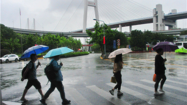 上海今有短时小雨最高16度 明天最低12度