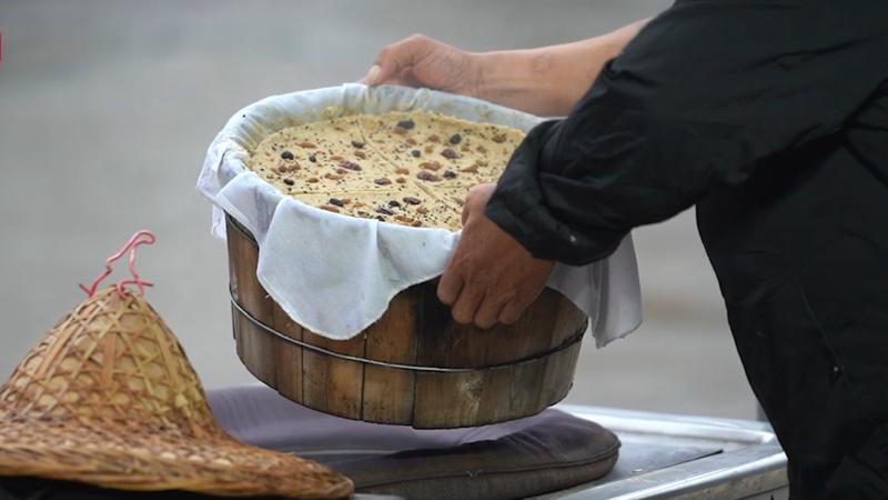 视频   黄岩庆糕——舌尖上的美味