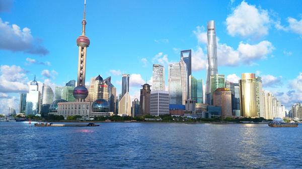 上海今天多云到阴最高22度 明天最低15度