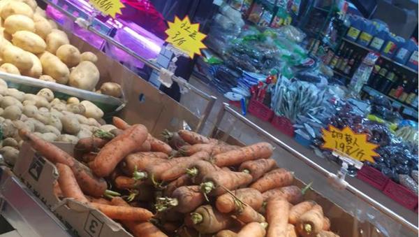 菜价疯狂,一把青菜十几块钱!为何突然菜比肉贵?